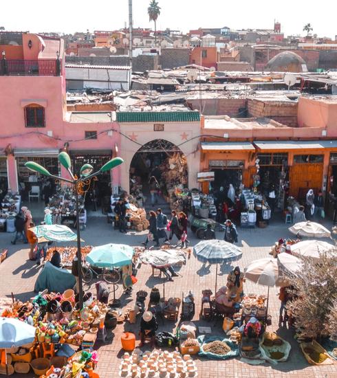 Guide de voyage: que faire et voir à Marrakech