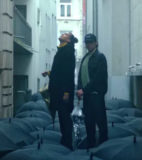 OrelSan et Stromae réunis dans le clip de «La pluie»