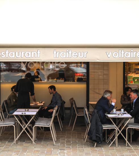Bruxelles: Voltaire, nouvelle valeur sûre de la place Brugmann