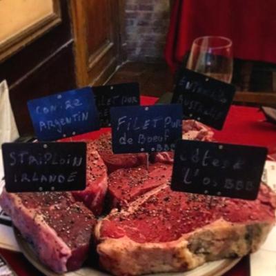Guide food: Bruxelles et la Wallonie en mode carnivore 150*150