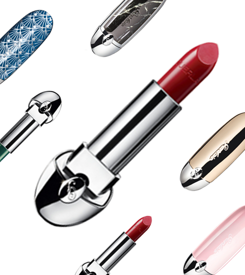 Crush of the day: le Rouge G personnalisable de Guerlain