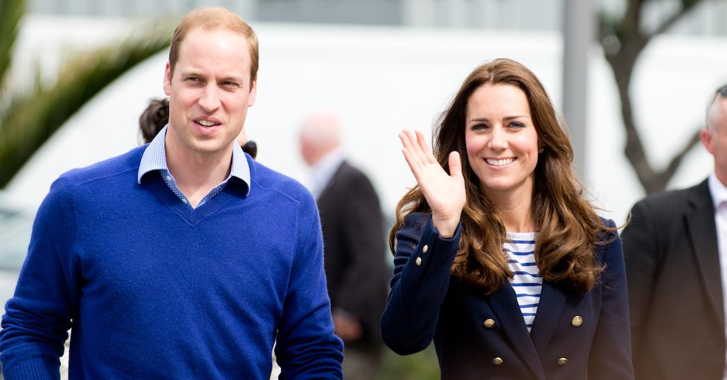 Kate Middleton a accouché de son troisième enfant et c'est un garçon!