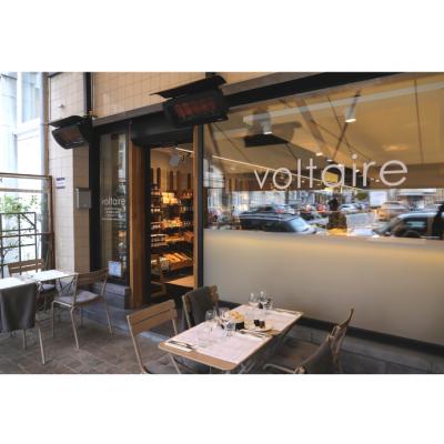 Bruxelles: Voltaire, nouvelle valeur sûre de la place Brugmann 150*150