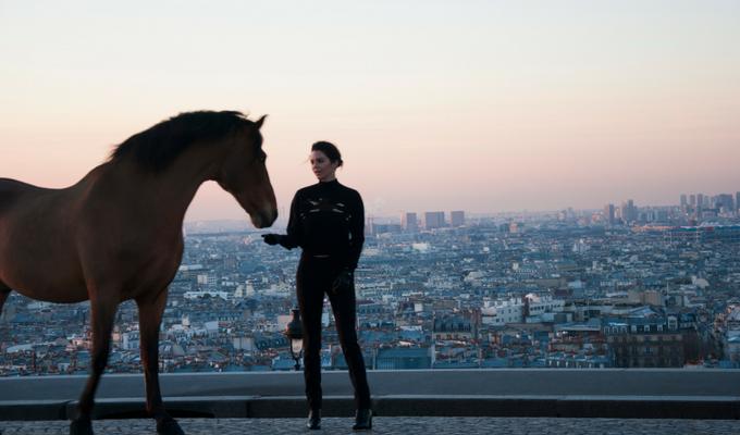 The Encounter: le premier court-métrage avec Kendall Jenner pour Longchamp 150*150