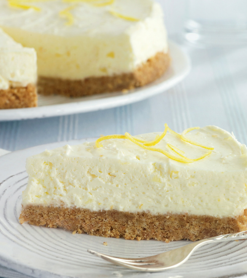 Recette: cheesecake express sans cuisson