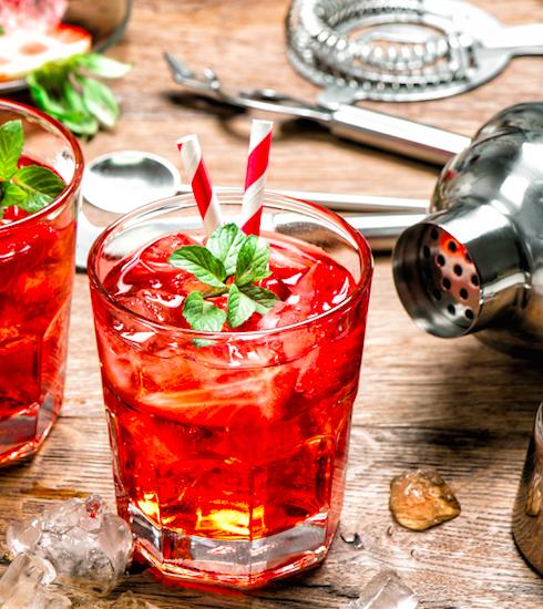 3 cocktails pour profiter du soleil