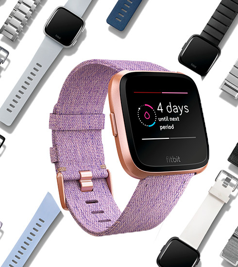 Crush of the day: Fitbit Versa, la montre ultra-connectée