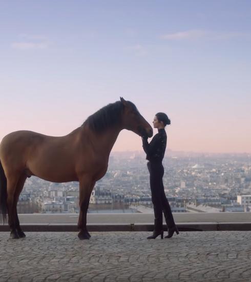 The Encounter: le premier court-métrage avec Kendall Jenner pour Longchamp