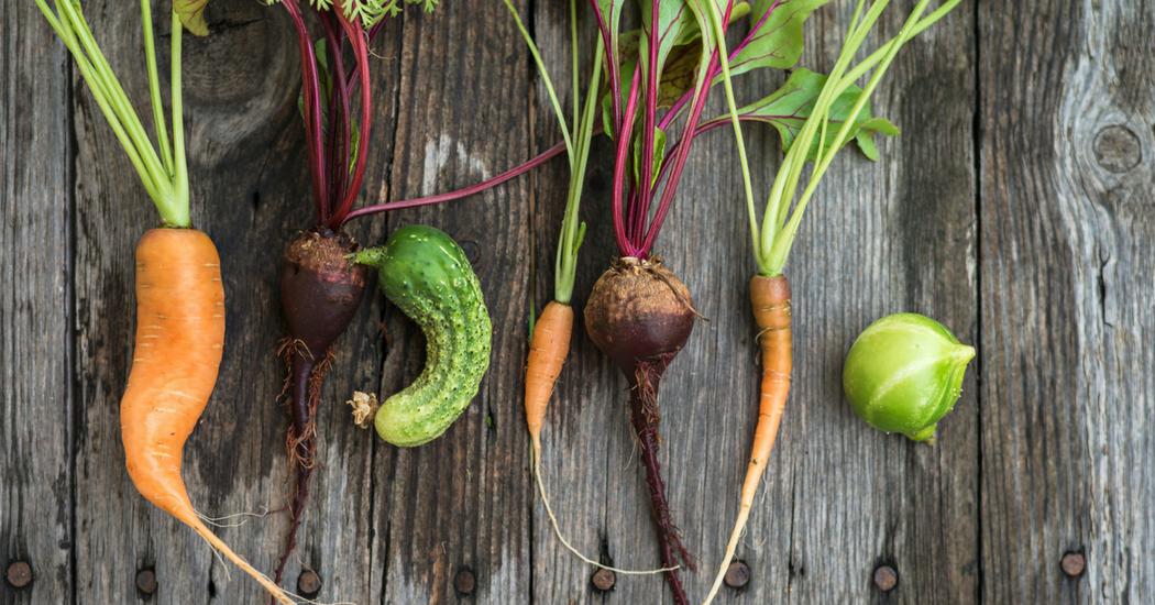 Vive les fruits et légumes moches!