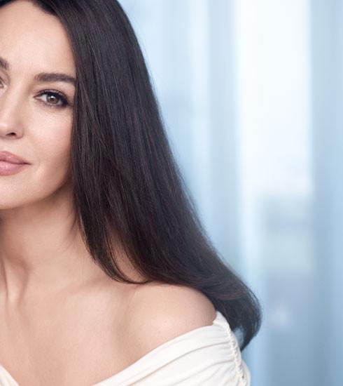 Monica Belluci et Nivea: quand positive attitude et simplicité riment avec beauté