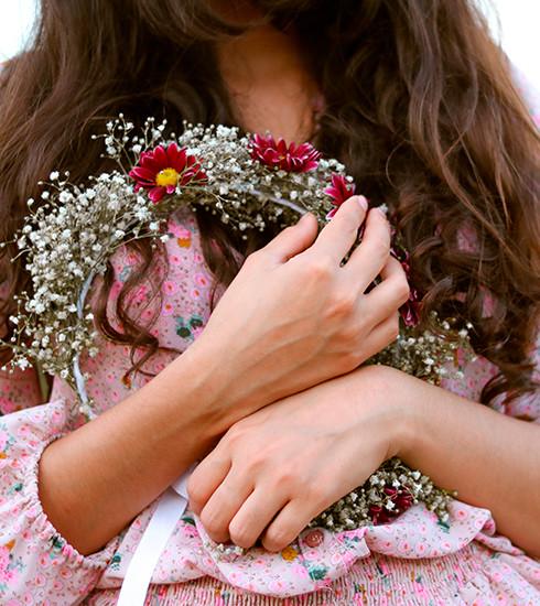 Le patchouli: un parfum de mai 68