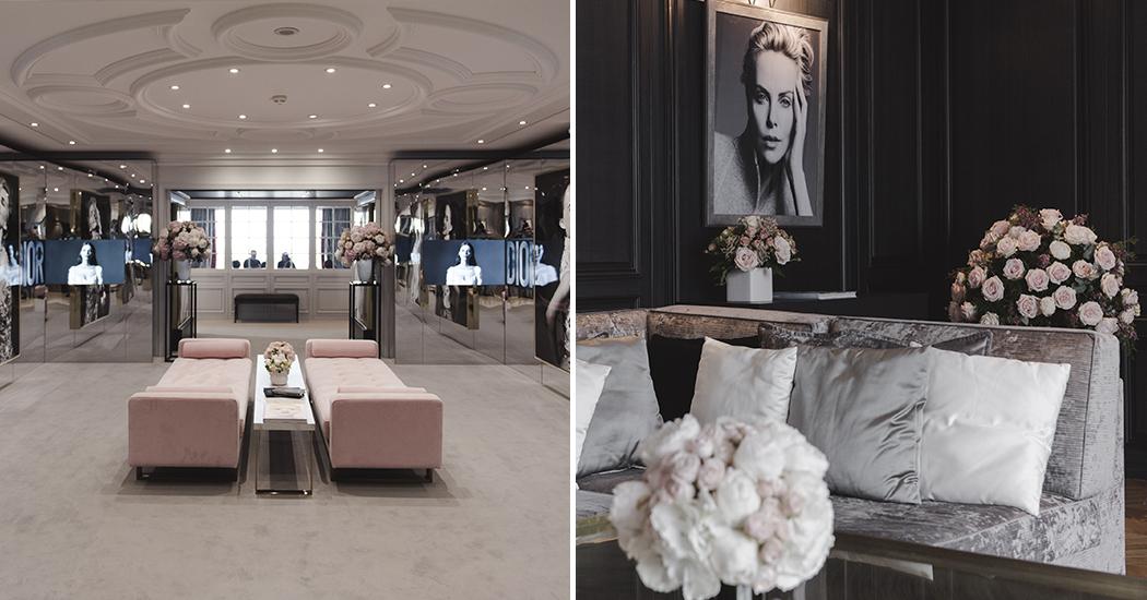 Découvrez la Suite Dior de la 71e édition du Festival de Cannes