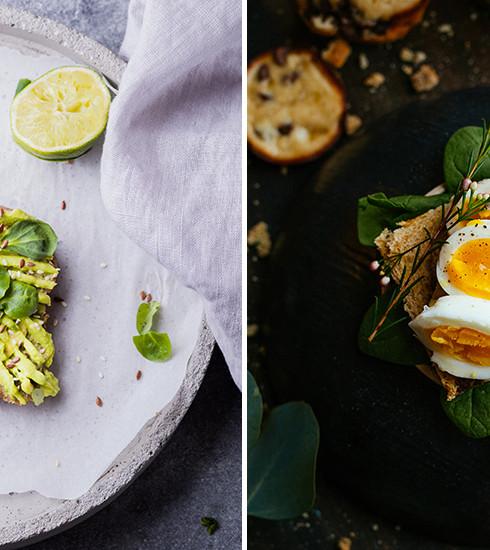 3 recettes de tartines fraîches et gourmandes