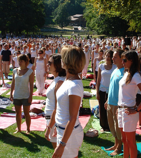 Brussels Yoga Day 2018: on vous donne rendez-vous le 24 juin au Bois de La Cambre !
