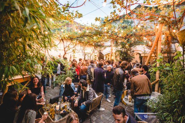 Bruxelles: les pop-up bars de ce printemps-été 2018 150*150