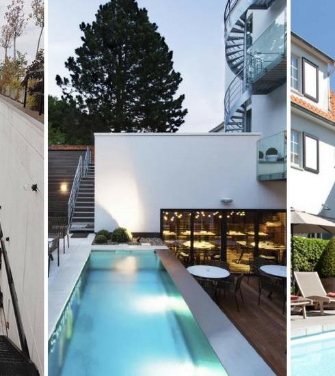 Les plus beaux hôtels avec piscine extérieure en Belgique