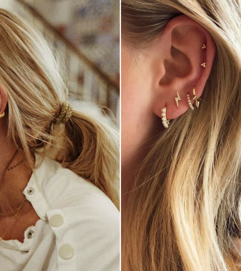 « Curated Ear », la tendance qui remet les piercings au goût du jour