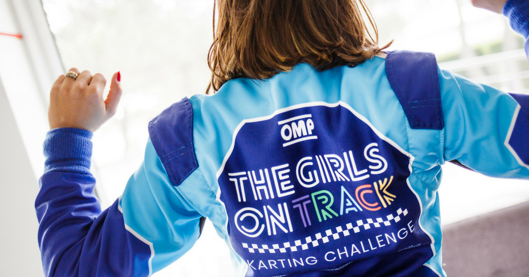 « The Girls on Track » encourage le karting pour les jeunes adolescentes