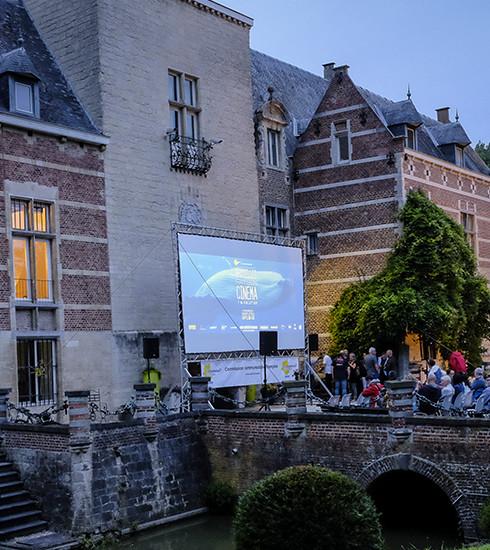 Cinéma en plein air: tous les événements pour profiter de l'été en Belgique
