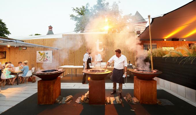 Chef's Playtime by Culinaria: des menus 3 étoiles en plein air 150*150
