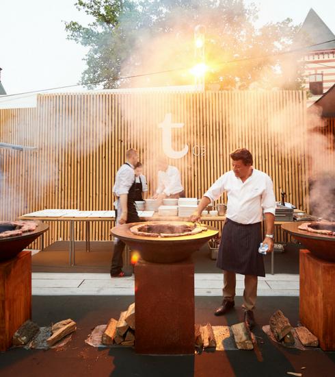 Chef's Playtime by Culinaria: des menus 3 étoiles en plein air