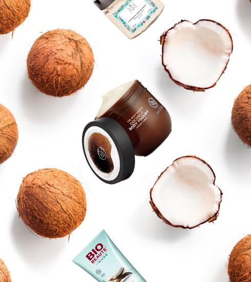 13 soins à la noix de coco: un parfum de vacances