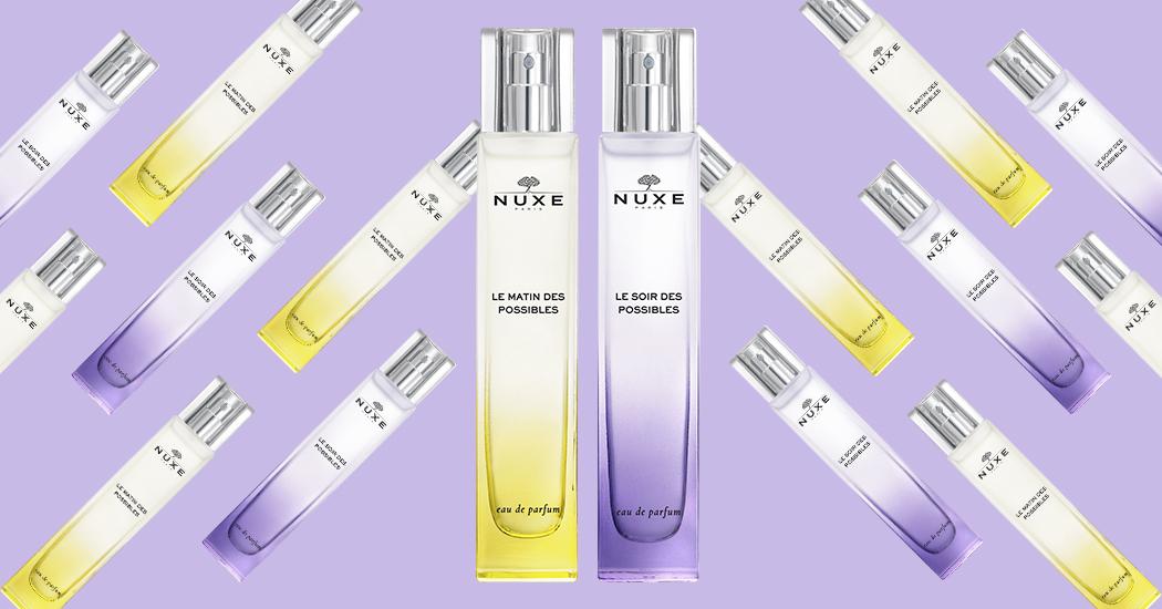 Crush of the day: Nuxe sort deux nouveaux parfums qui sentent bon l'été