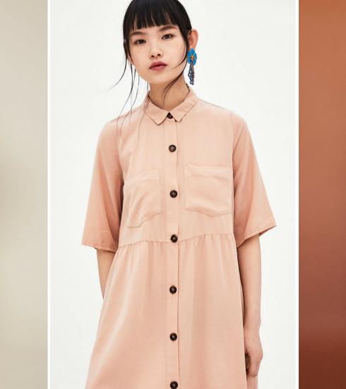 Shopping: la robe boutonnée devant