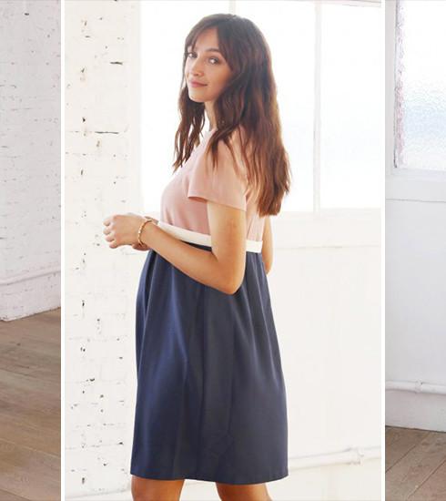 Vêtements de grossesse: nos marques coup de cœur