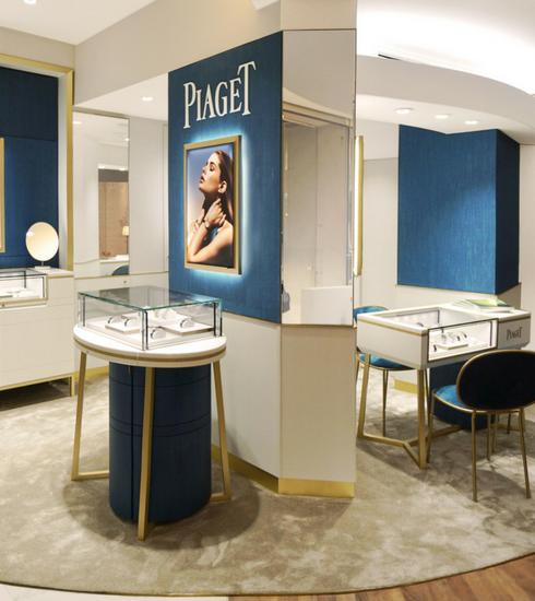 Bruxelles: les bijoux Piaget arrivent en exclusivité chez Tollet