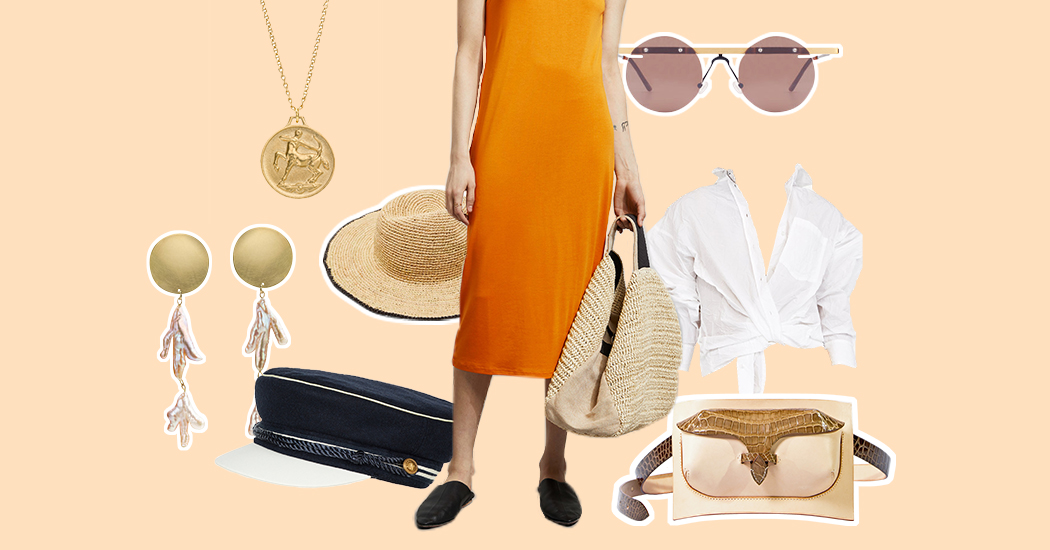 Shopping : Valise d'été, les jolies tendances à emporter avec soi au soleil