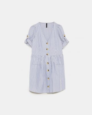 Boutonnée Claire ShoppingLa Robe Marie Devant Yfb6g7vIy