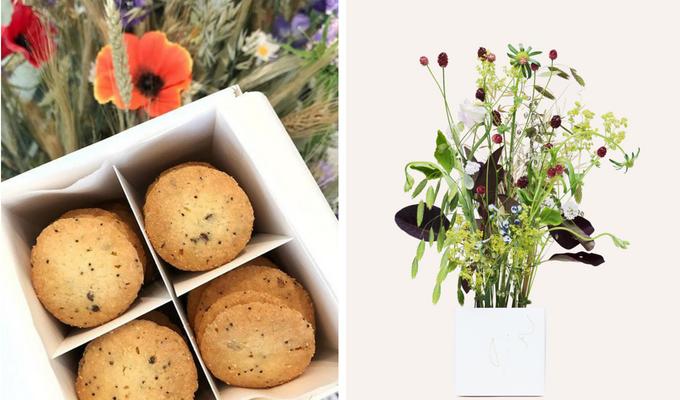 Crush of the day: la Flower Box Maison Dandoy x Thierry Boutemy - 1