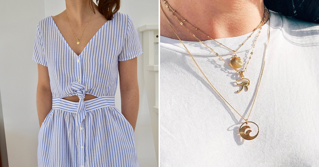 Sea You There: le pop-up store de l'été par Mama Is Cool et Aroz Jewelry