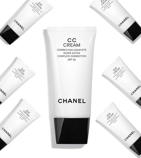 Crush of the day: la nouvelle CC Cream de Chanel