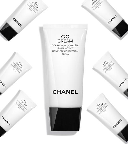 Crush of the day: la nouvelle CC Cream de Chanel