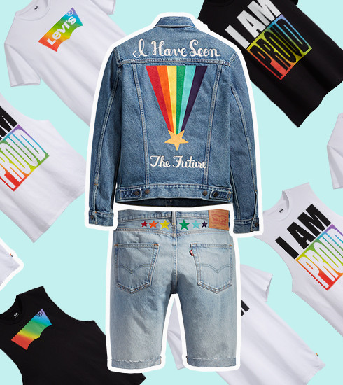 Crush of the day: la collection Levi's Pride 2018