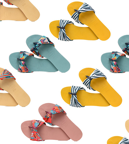 Crush of the day: les sandales Havaianas You Saint Tropez