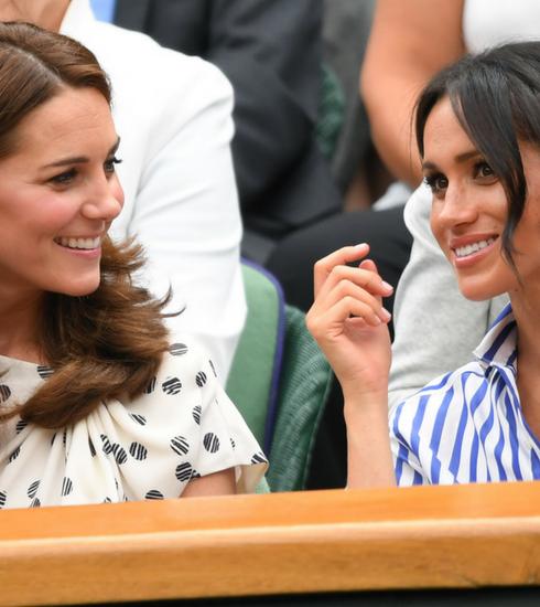 On en sait plus sur la relation entre Kate Middleton et Meghan Markle