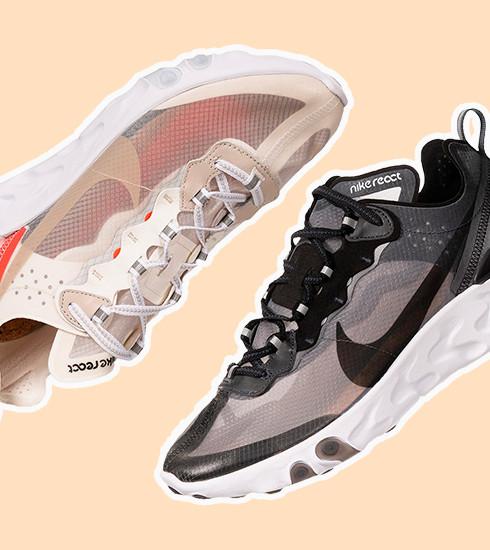 Nike React Element 87: la sneaker la plus chaude de l'été, enfin disponible en Belgique!