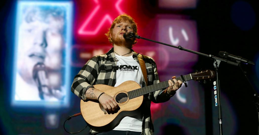 Songwriter: le documentaire qui nous plonge dans l'intimité d'Ed Sheeran
