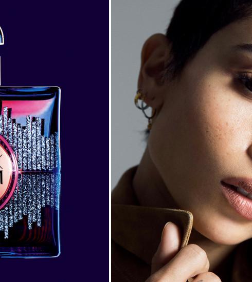 Zoë Kravitz, nouvelle ambassadrice du parfum Black Opium d'YSL Beauté