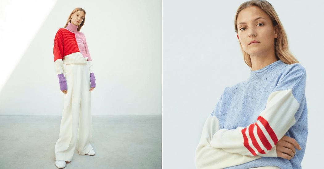 Crush of the day: la nouvelle collection automne hiver de Valentine Witmeur lab