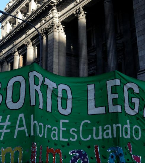Argentine : le Sénat rejette la légalisation de l'avortement