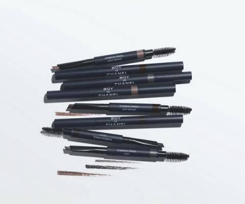 Chanel lance BOY, sa première collection de maquillage pour hommes 150*150