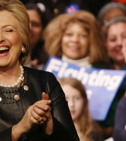 Hillary Clinton s'allie à Steven Spielberg pour réaliser une série sur le droit de vote des femmes