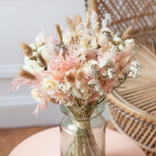 6 idées déco pour introduire les fleurs séchées dans son intérieur - 1