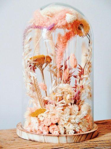 6 idées déco pour introduire les fleurs séchées dans son intérieur - 4
