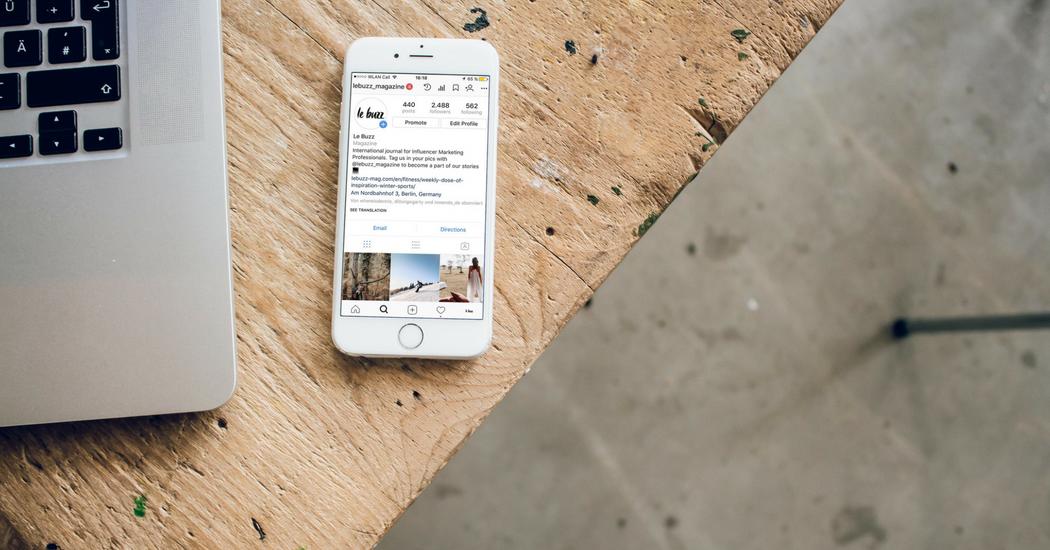 Instagram lance un nouvel outil pour limiter votre temps passé sur l'application
