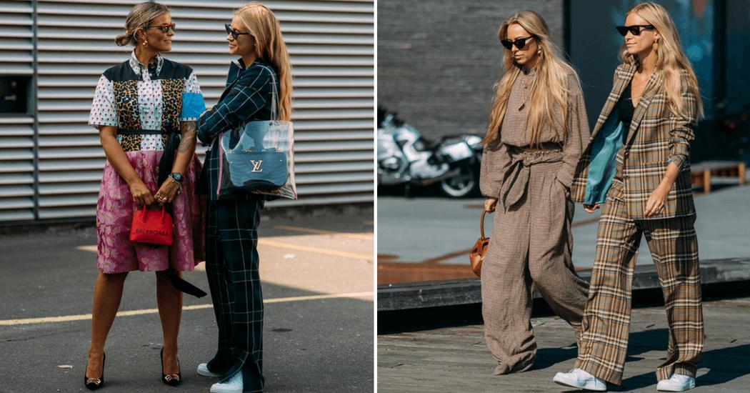 Nos street style favoris de la fashion week de Copenhague